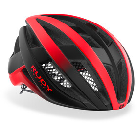 Rudy Project Venger Road Helm, red/black matte